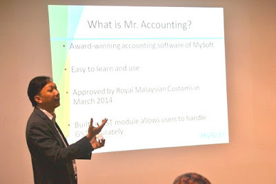 Mr. Accounting Demo