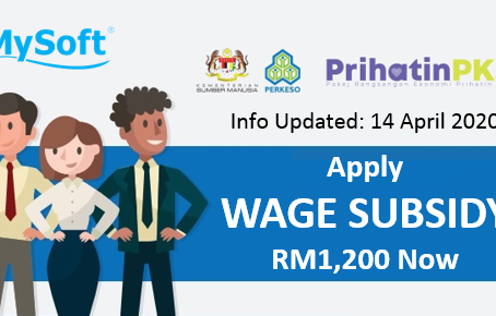 Your company will be subsidized RM1,200 per employee under the PRIHATIN Package WITH NO CONDITION!