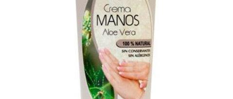 Crema de manos y uñas