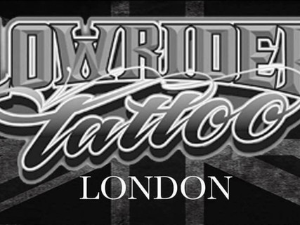Lowrider Tattoo London
