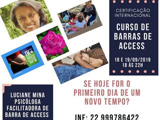 Barra de Access, Formação Internacional.