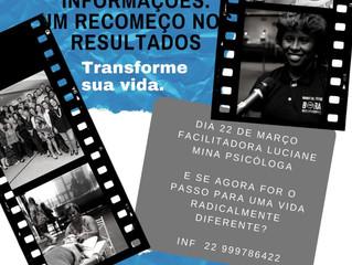Curso de Barras em Campos RJ, ensina a  construir mais saúde.