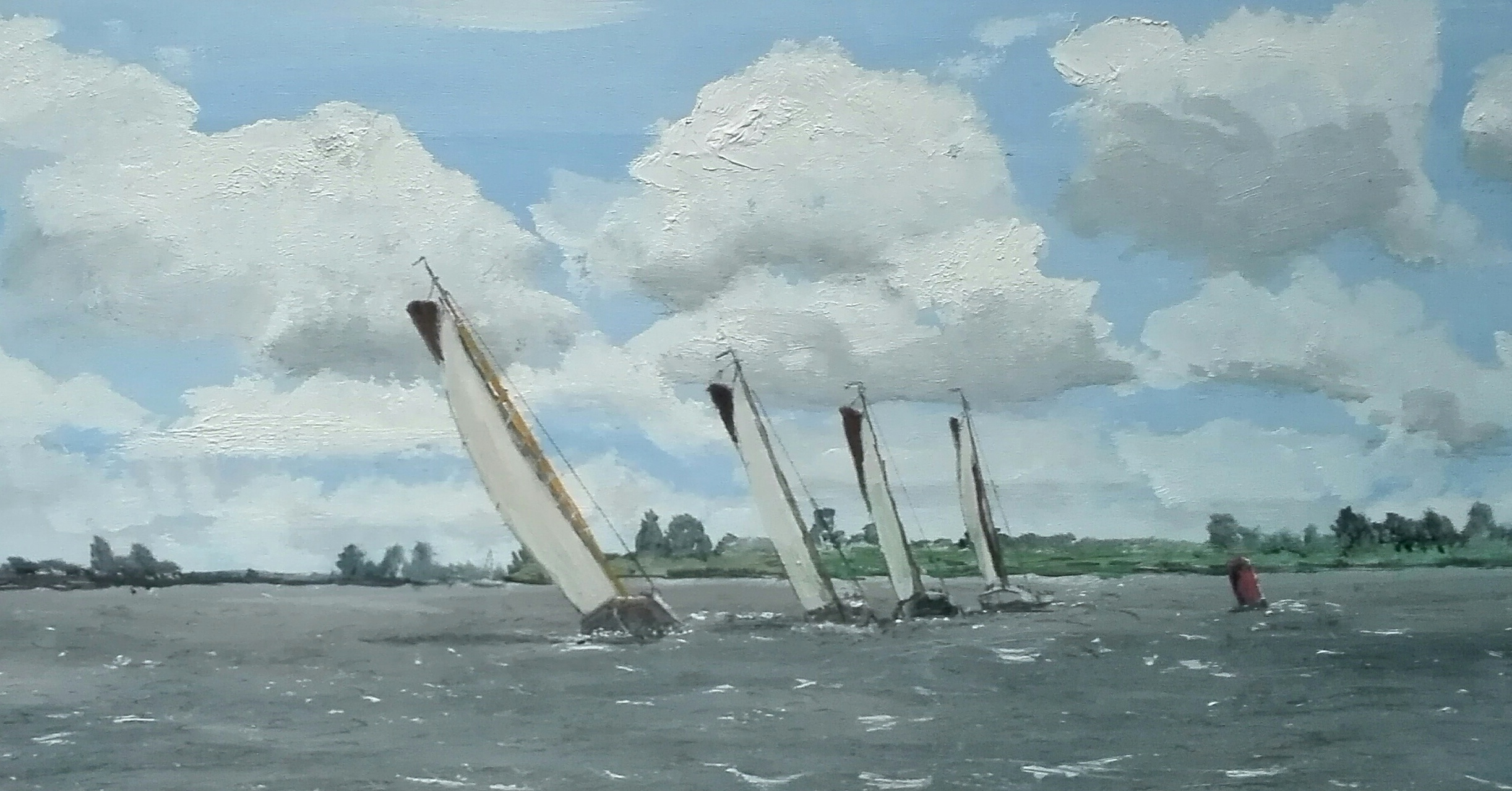 dutch sailing