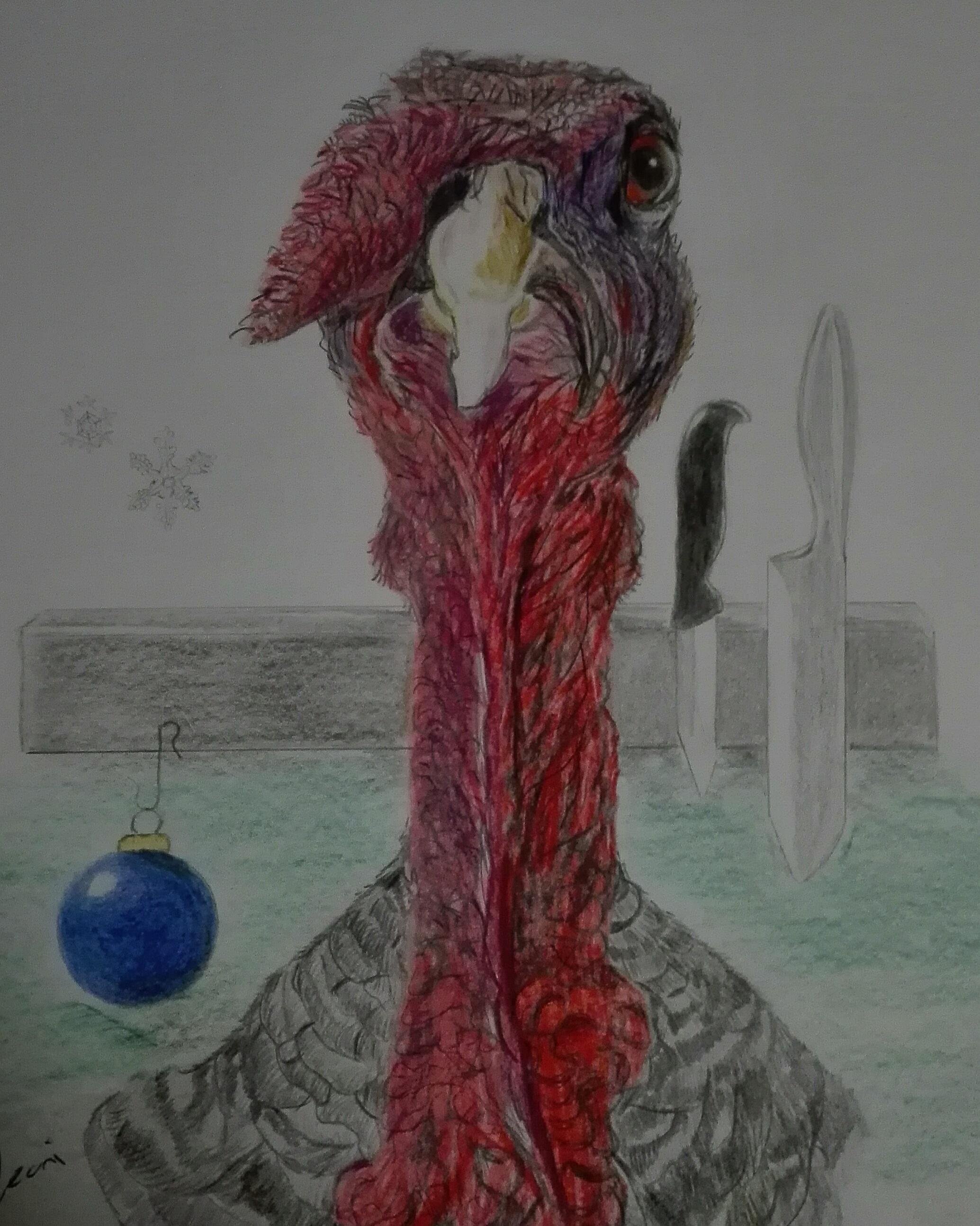kerstkalkoen