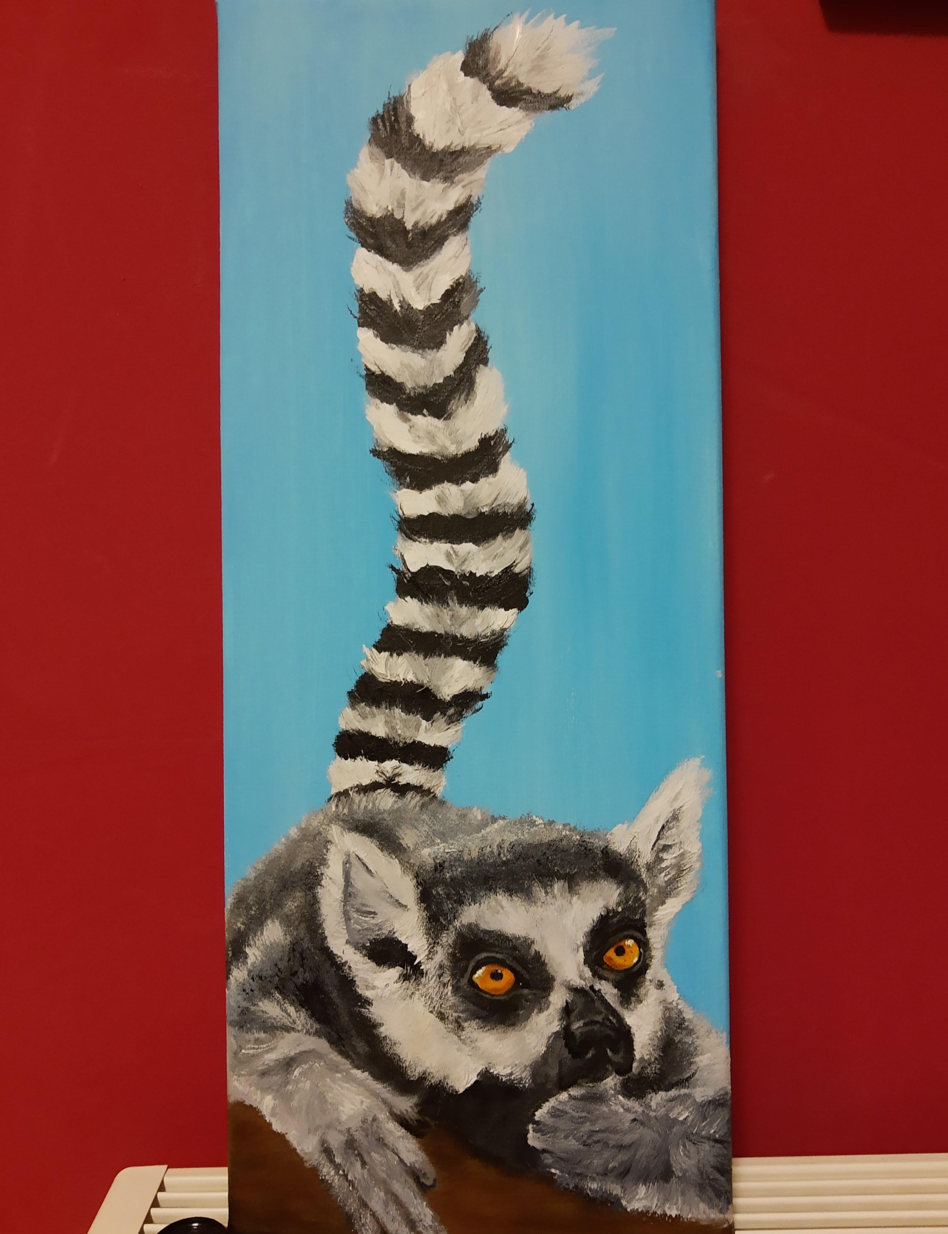maki, lemur