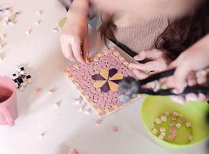 Création Emma Mosaicafe
