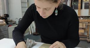 Atelier mosaïque Luna