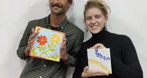 Atelier mosaïque Aubertin et Luna