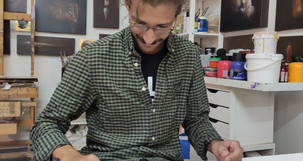 Atelier mosaïque Aubertin