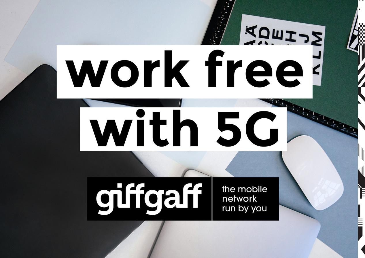 giffgaff - Powering Freelancers