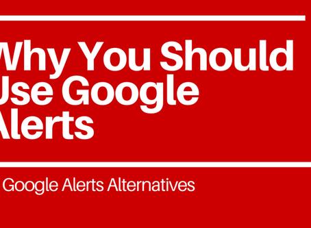 ไวกว่านั่งดูFeed ข่าวยกให้ GoogleAlerts เครื่องมือดีๆ ที่ไม่ควรมองข้าม พร้อมแนะนำเครื่องมือฟรี