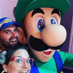 Luigi at E3