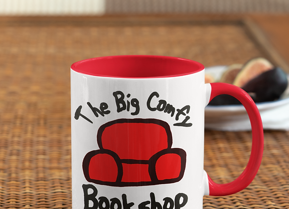 The Big Comfy Bookshop Mug
