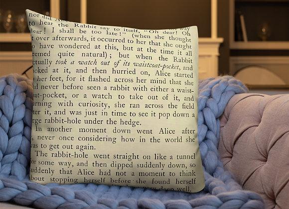 Alice Premium Pillow