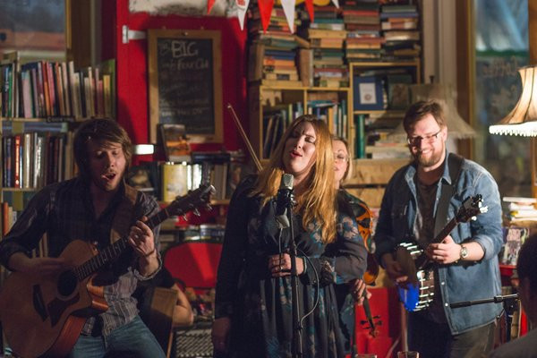 What You Like, Not What You Are Like: Music In a Bookshop