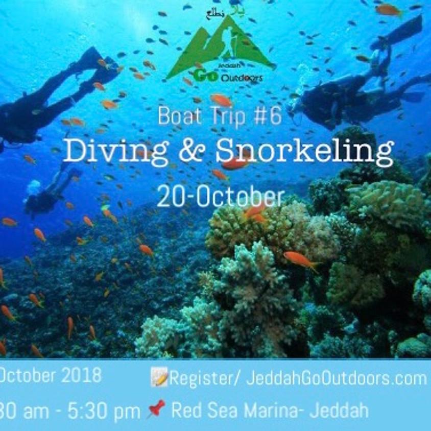 Boat Trip #6 ( Diving & Snorkeling)
