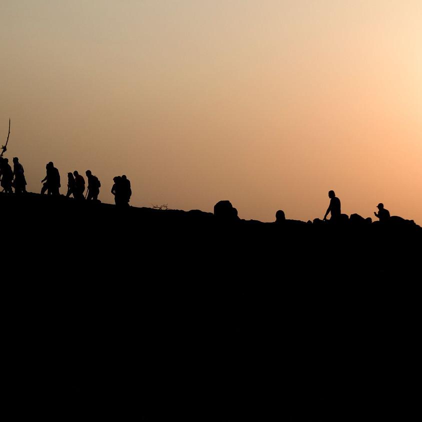 Hiking To Taif