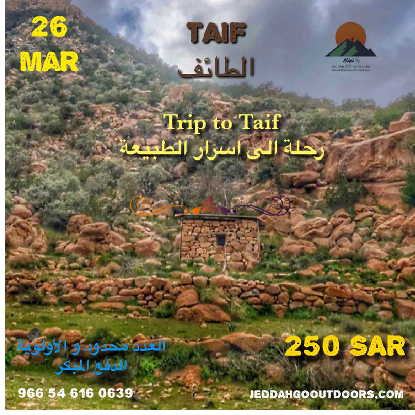 (Trip to  Taif)