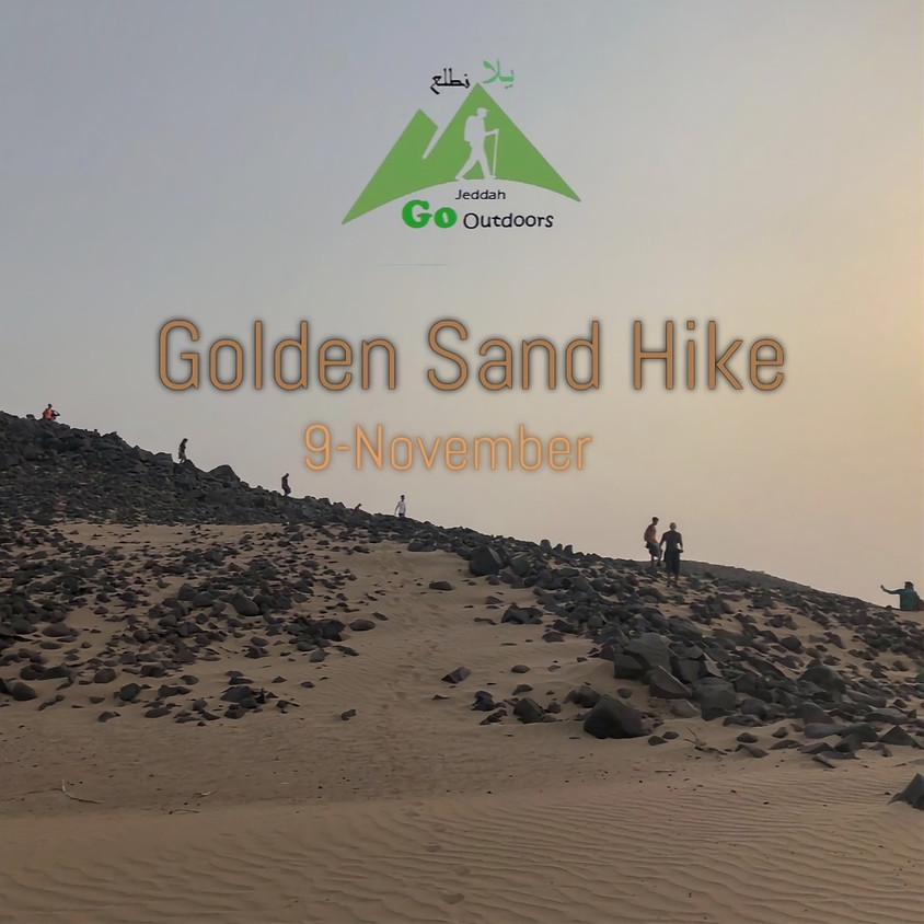 Golden Sand Hike