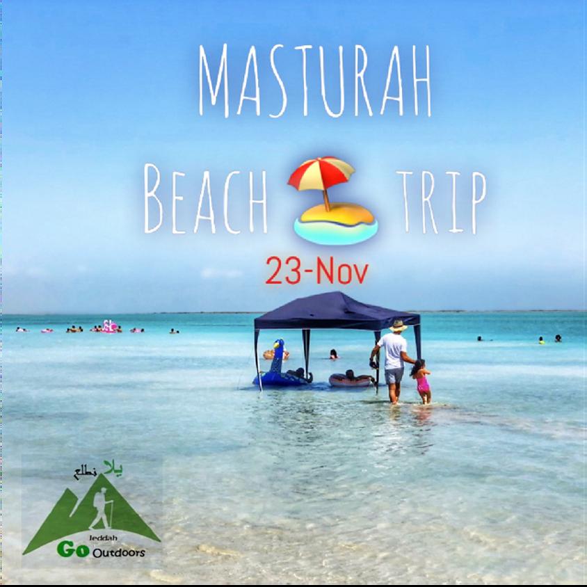Mastoorah Beach trip