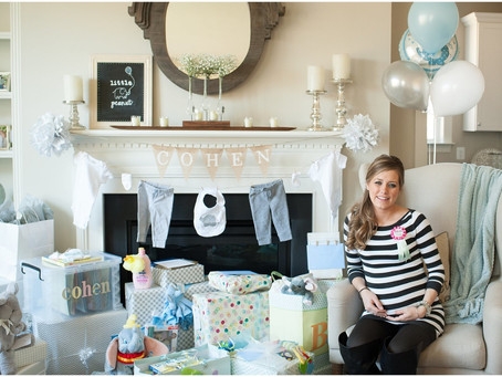 MY STORYBOOK BABY SHOWER!