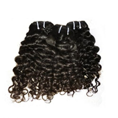 Raw Indian Curly Bundle