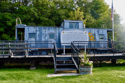 Train Station & Visitor Center