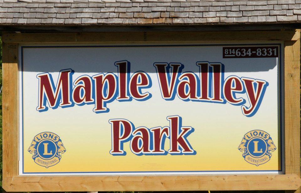 Lions Maple Valley Park
