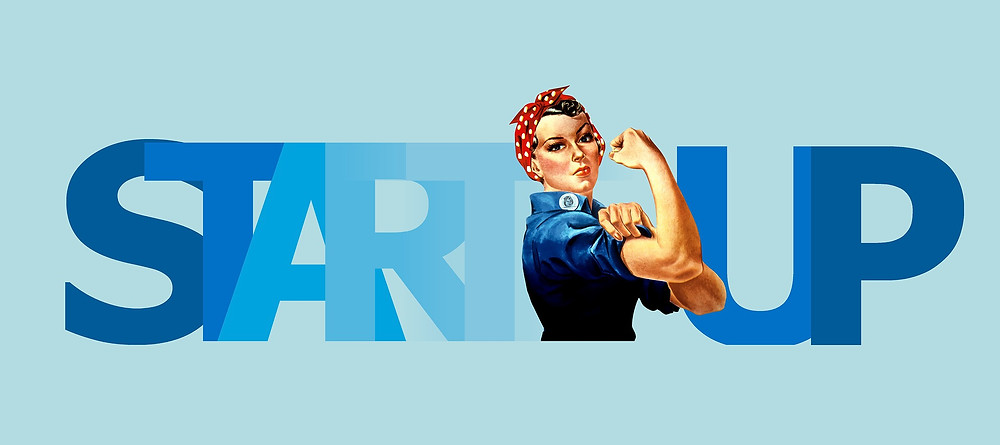 """The """"We can do it!"""" slogan for working women at home during World War Two"""