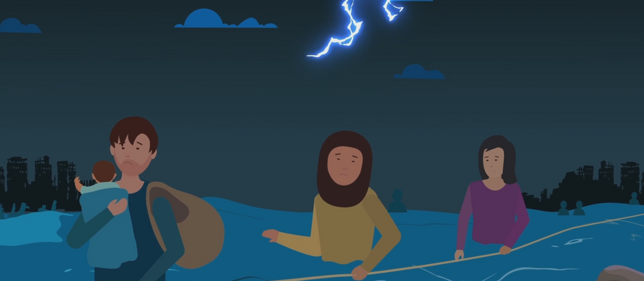 Part 2 of Animation Series on Human Rights and Migration