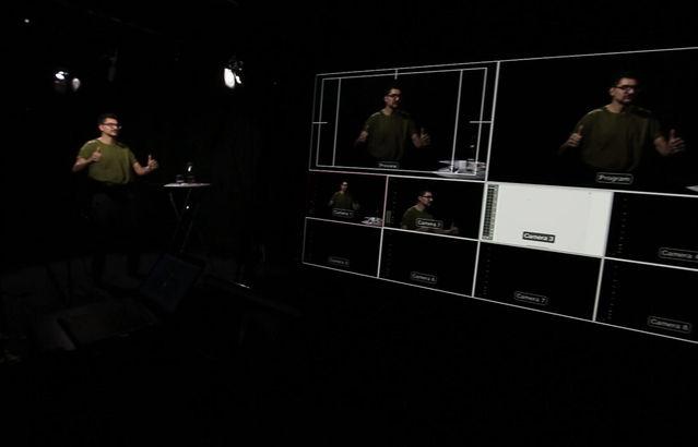 TEDx with Alexander Osterwalder from the SmartCuts Studio