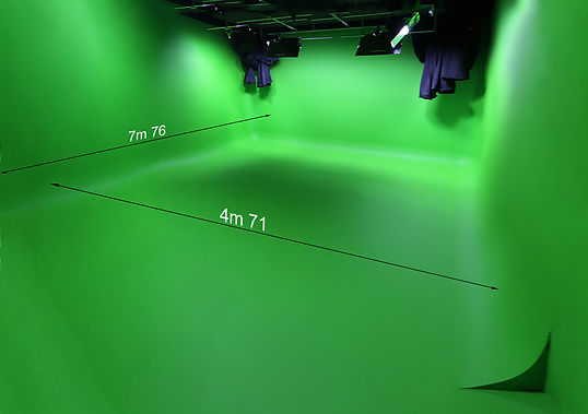 360 green screen studio