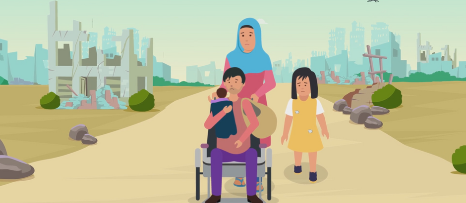 Part 3 of Animation Series on Human Rights and Migration
