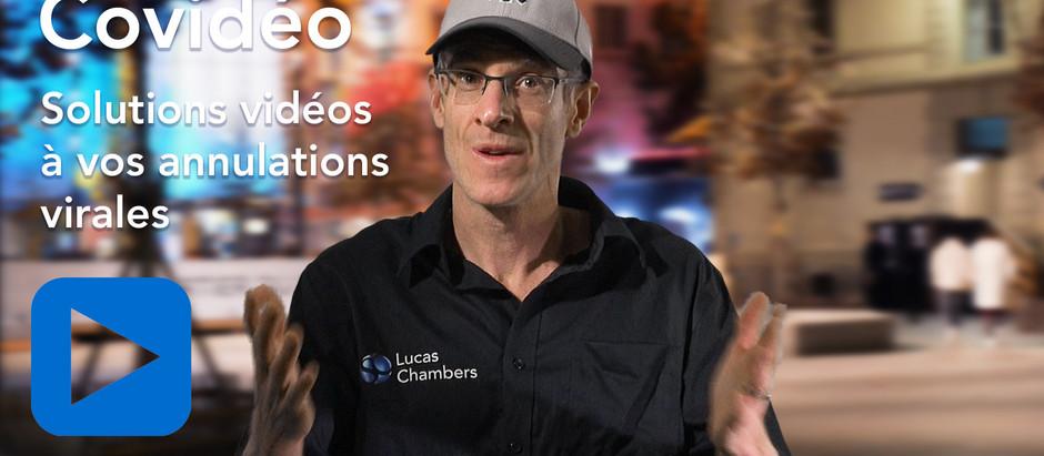 Covidéo - Solutions Vidéos à vos Annulations Virales
