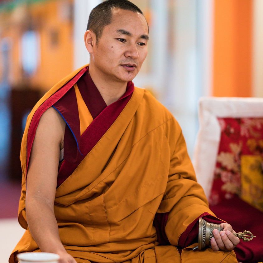 Shingza Rinpoche Visiting Washington DC