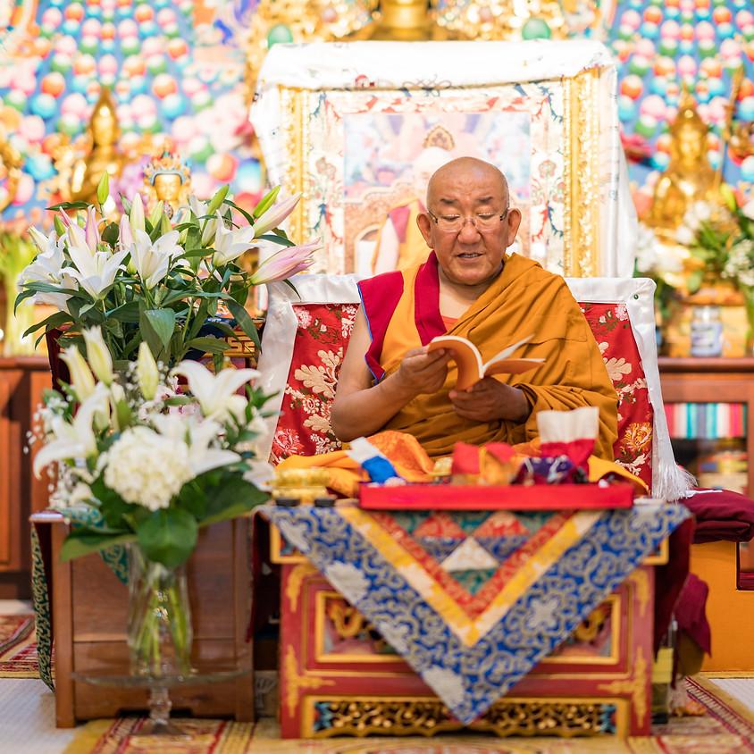Wednesday Teaching & Meditation