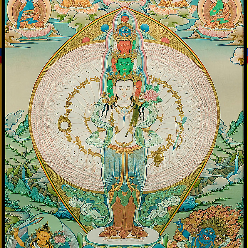 The Buddha of Compassion Empowerment