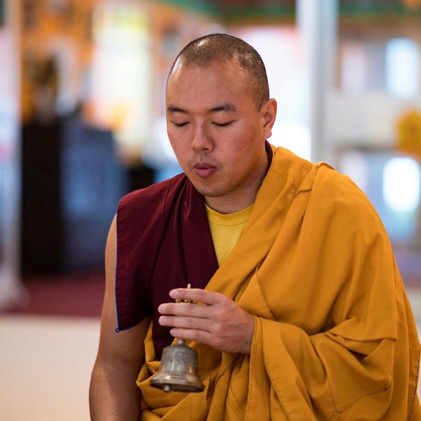 Guru Bumtsok Puja(100.000 Accumulation Merit Offering Ceremony for World Peace.)