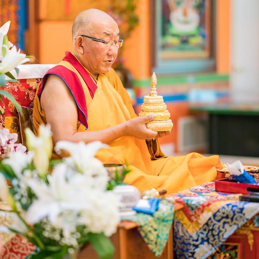 Green Tara Puja & Mandala Course