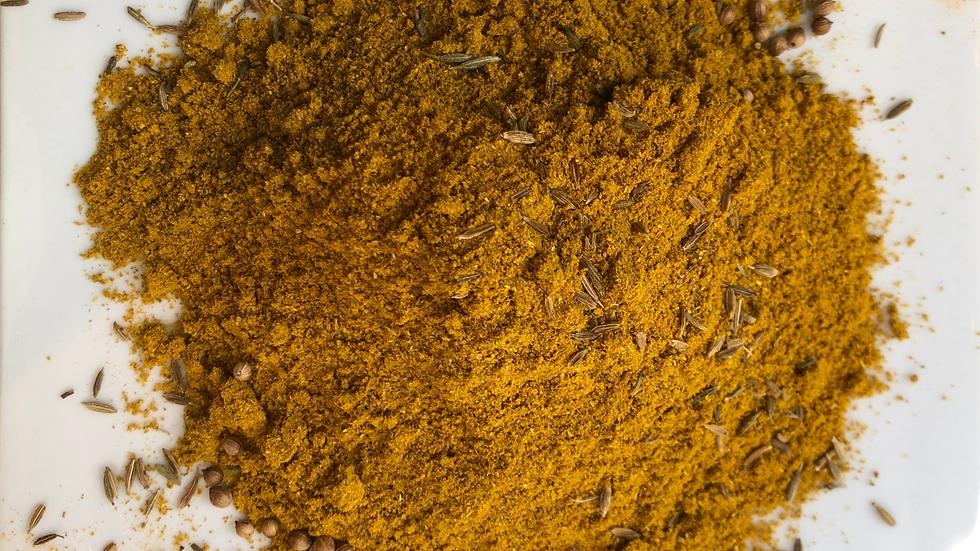 """Mélange COLUMBO """"curry antilais"""" pour poulet veau..."""