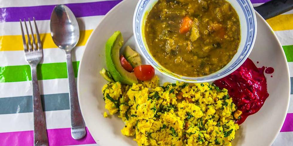 Yoga & Vegetarian Cooking Retreat