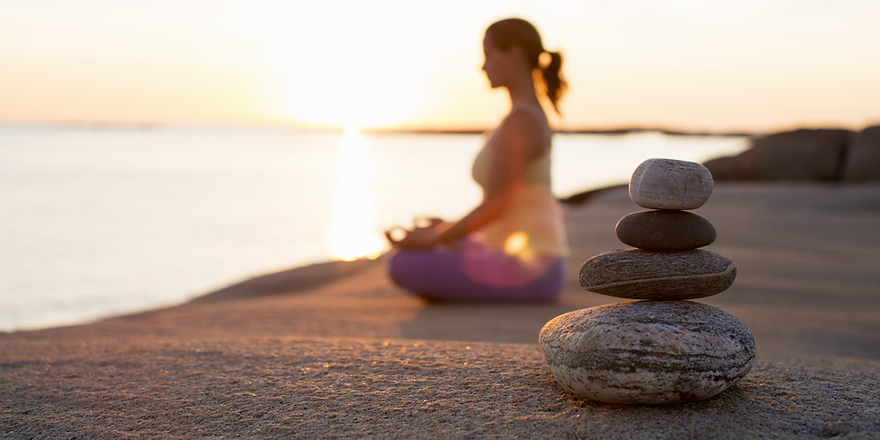Finding Energy in Stillness  -  Introduction to Meditation Retreat