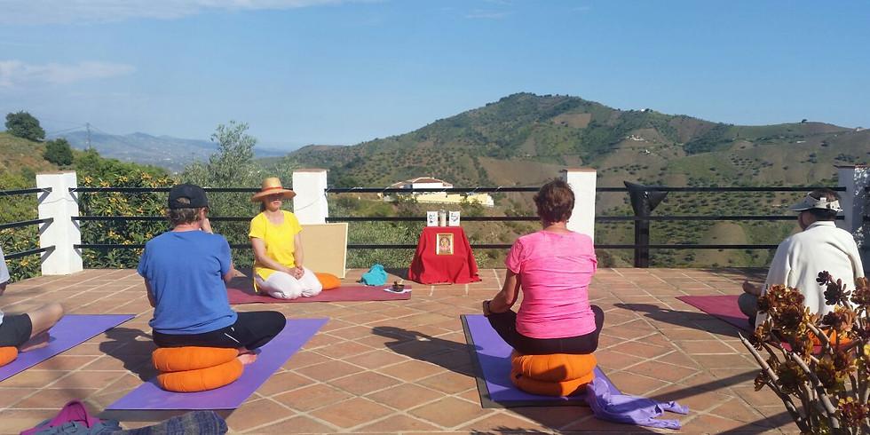 Summer Solstice Yoga & Meditation Retreat with Swami Saradananda