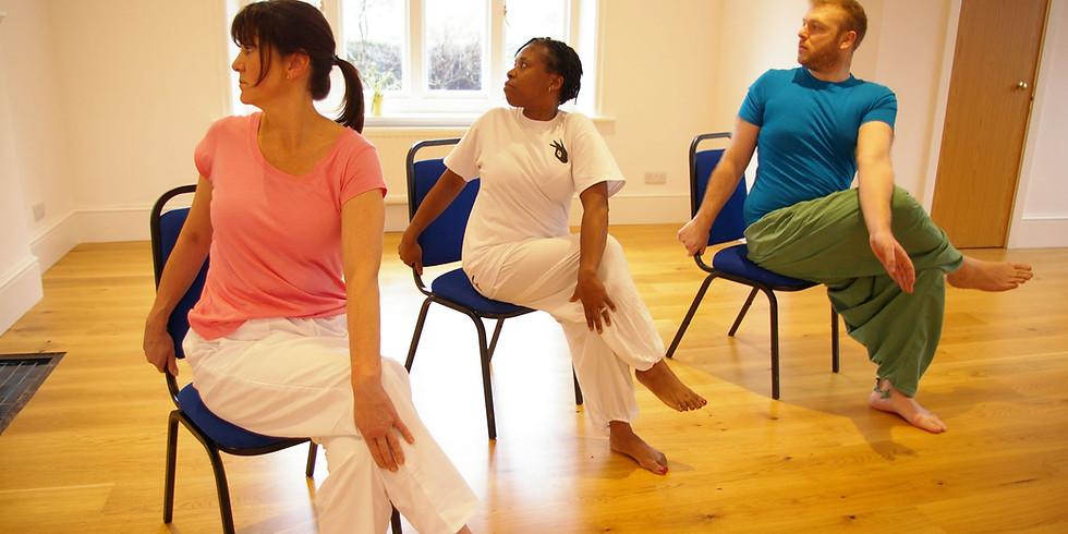 Gentle Chair Yoga & Somatic Movement Retreat