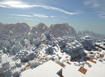 Mes'easons Texture Pack New Home!