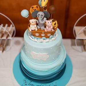 Noah's 1st Birthday Party