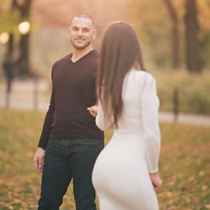 Hany & Sarah's Engagement Shoot