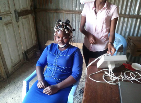 Bringing EEG services to our Offices, close to people who need it.