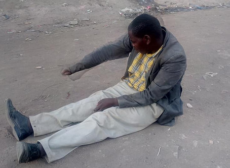 """The tragic tale of """"Francis"""" from NyanDarua..."""