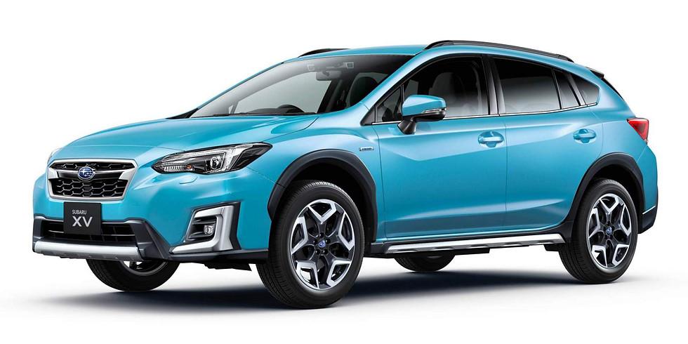 TEST DRIVE Subaru XV e-BOXER